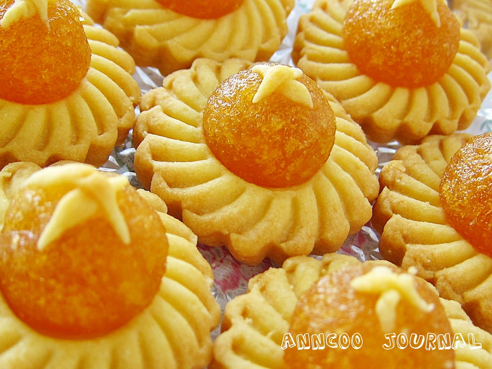 Pineapple Tarts - Anncoo Journal