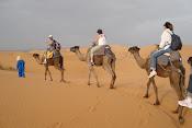 Camino a Argelia