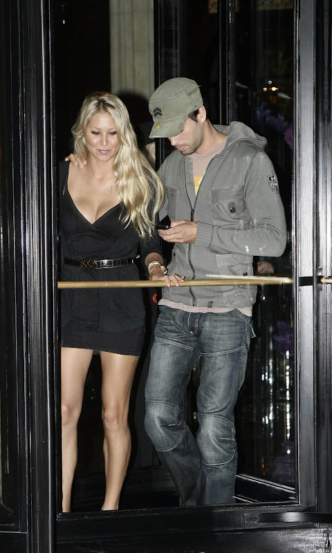 Enrique-Anna Finally Getting Engaged?