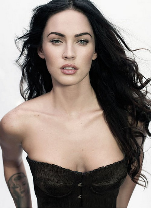 Megan Fox Rolling Stone Magazine Pictures