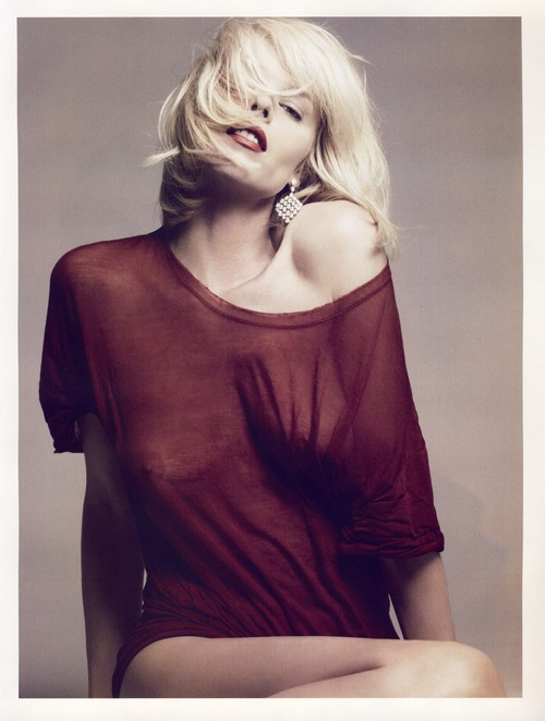 Eva Herzigova New Picture