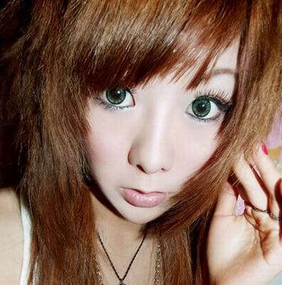 Here are some cute hairstyles for asian girls photos: Japanese Anime