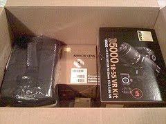 Nikon D5000 18-55 VR Kit
