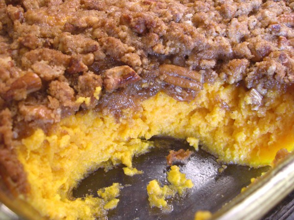... Things Simplified: Holiday Recipe Repost Time: Sweet Potato Casserole