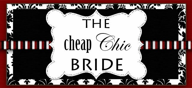 Cheap Chic Bride
