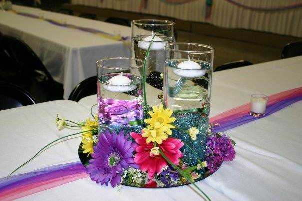 Centerpieces Ideas