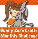 Bunny Zoe&#39;s Crafts Challenge