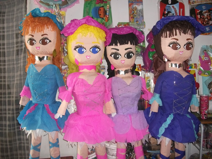 barbie mosqueteras
