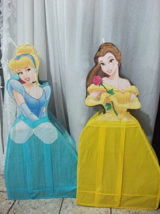 princesas silueta
