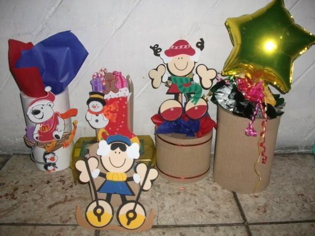 bolo navideños