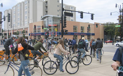 Image of Champaign-Urbana Critical Mass