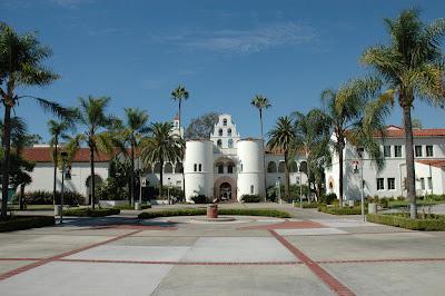 San Diego State University campus