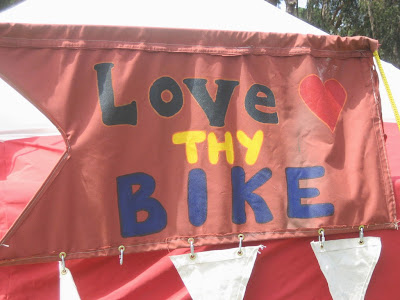 Image from 2007 Tour de Fat in San Francisco