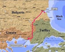 Αγωγός Μπουργκάς Αλεξανδρούπολη έργο Εθνικής σημασίας για την Ελλάδα. ΌΧΙ στην ακύρωσή του.