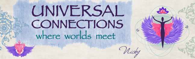 Universal Connections - Where Worlds Meet