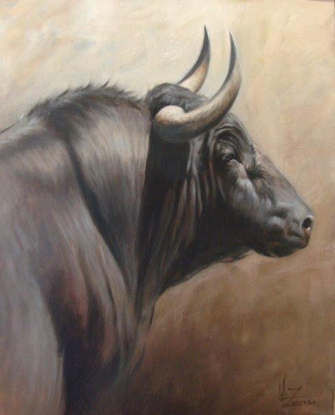 Pintura de Walther Zuluaga.