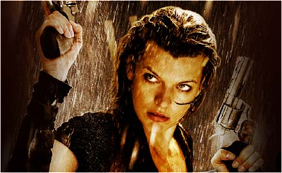 Sony 'Resident Evil: Afterlife' Contest