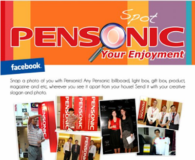 Pensonic 'Spot Pensonic' Contest