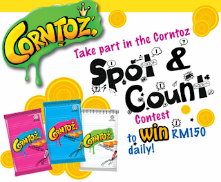 Corntoz 'Spot and Count' Contest