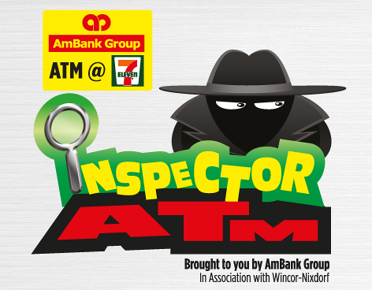 AmBank 'Inspector ATM' Contest | Malaysia's Online Contest Portal