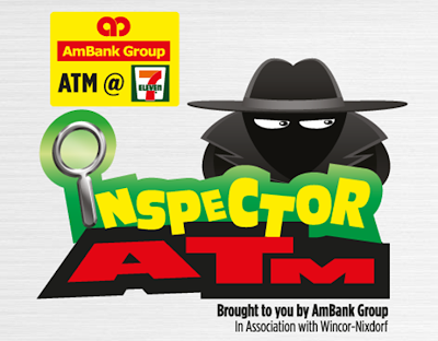 AmBank 'Inspector ATM' Contest