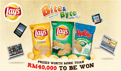 Lay's 'Bite and Byte' Contest