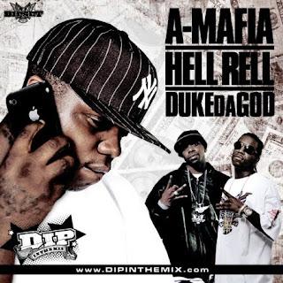 Hell Rell ft. A-Mafia - Criminal Minds