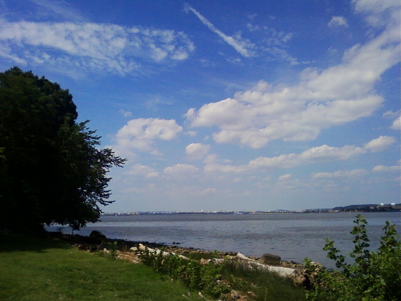 Regulus Star Notes Up A Lazy Potomac July 2010 Or Mental Health Day