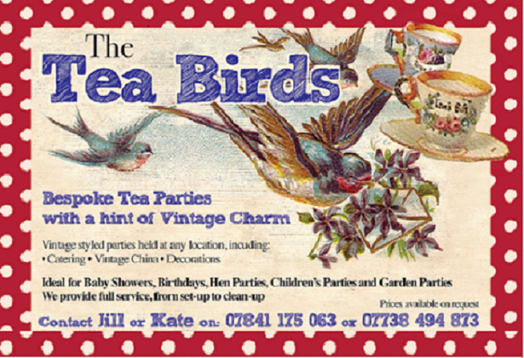 The Tea Birds