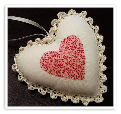 joli coeur pour les valentines