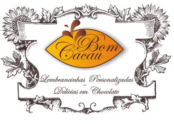 A BOM CACAU Lembrancinhas Personalizadas e Delícias em Chocolate