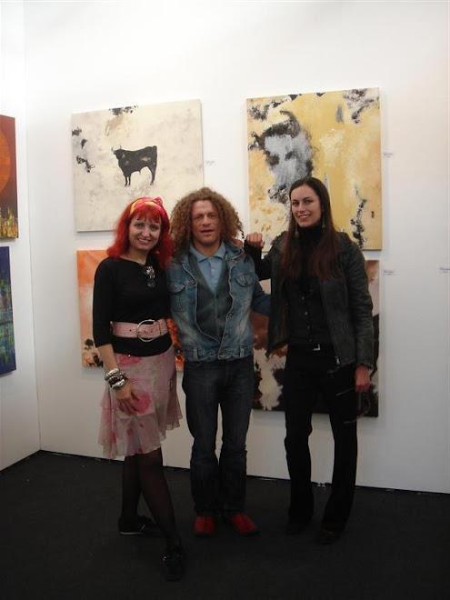 Artisti, International Art Fair Genova , Galleria Gaudi, Genova, 2009