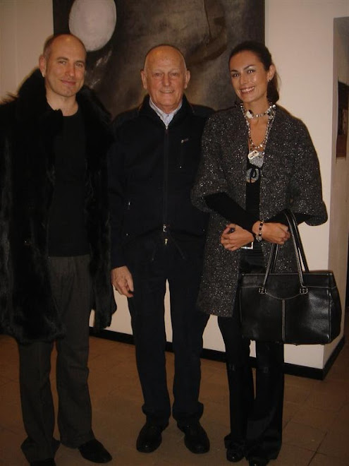 Giovanni Lovetti, Brigitta Rossetti, Elio Talon, Ferrara 2008