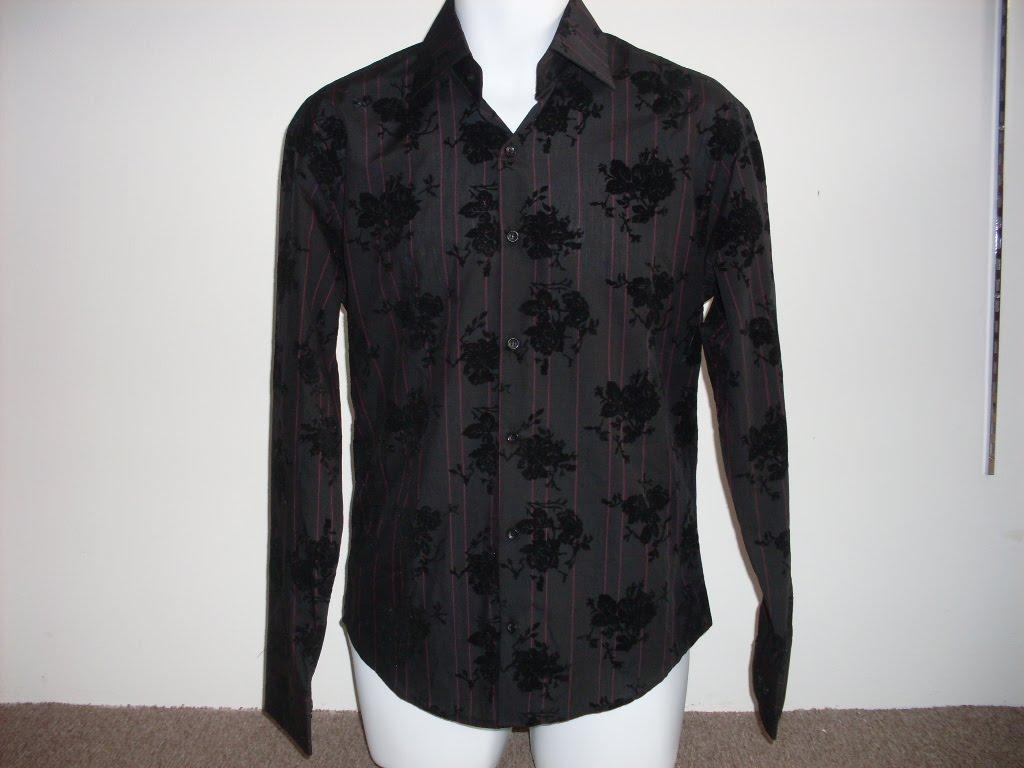 Lelaki Plu Blog Baju ni ada corak bunga baldu. Sangat-sangat sesuai di ...