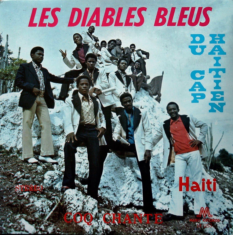 LES DIABLES BLEUS DU CAP HAïTIEN : COQ CHANTé (2000) Marc+lp+253