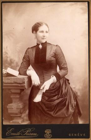 3ème enfant de Gustave et Fanny, Laure Moynier