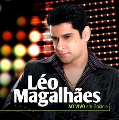 Cd Léo Magalhães - Ao Vivo Em Goiânia
