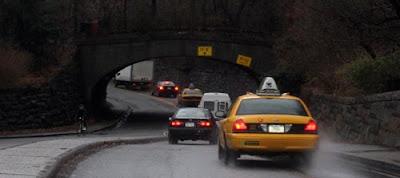 Central Park cab
