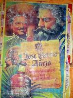 Zócalo detail - José Cuervo poster