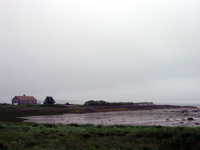 The Hook at low tide