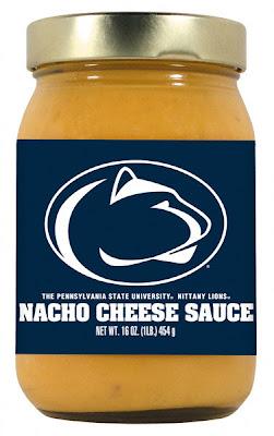 Penn State Nacho Cheese Sauce