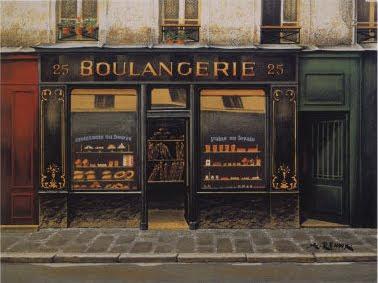 """Boulangerie"" -  Andre Renoux"
