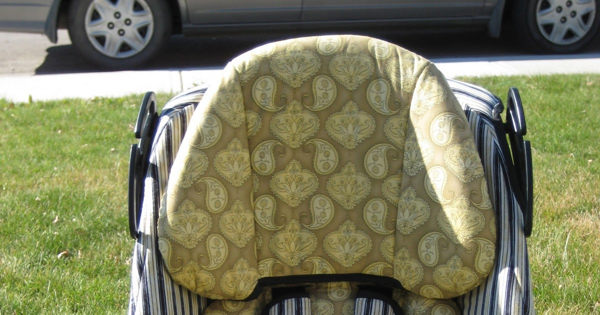Laura Thoughts Car Seat Re Cover 2