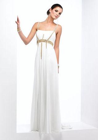 vestidos de novia sencillos. Los vestidos de día para boda
