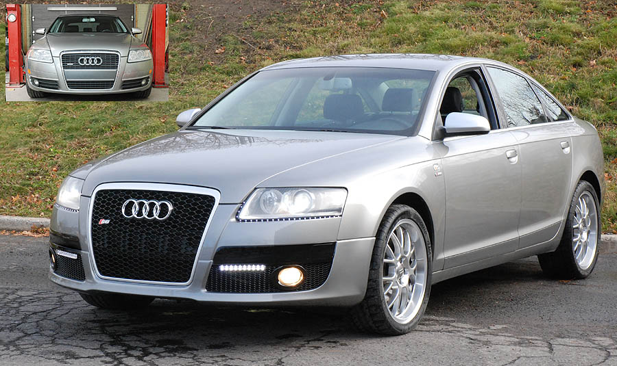 Caractere Body Kit Styling Image Gallery for the Audi A6 C6 ...
