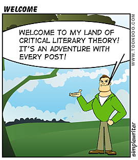 Critical Thoughts, Critical Theory