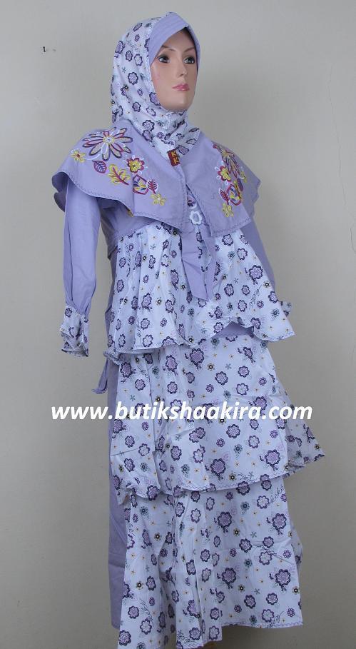 Grosir baju muslim anak busana muslim anak gamis anak Baju gamis anak kaos