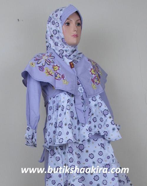 Busana Muslim Anak Keke Terbaru 2010 Grosir Dan Eceran