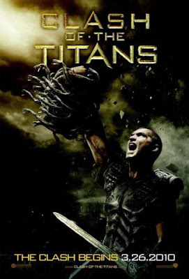 Filme Poster Clash of the Titans DVDRip XviD-DiAMOND