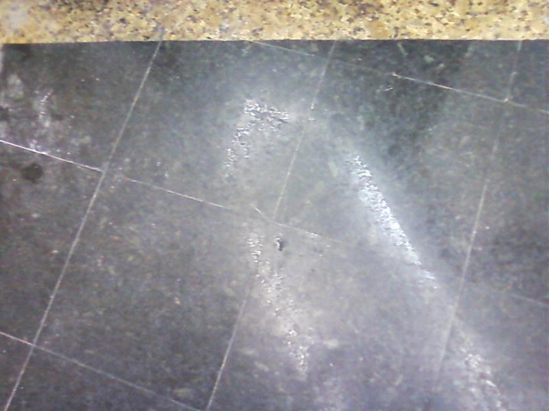 Pisoclean pek incr vel restaura o de granito com pek for Granito caracteristicas